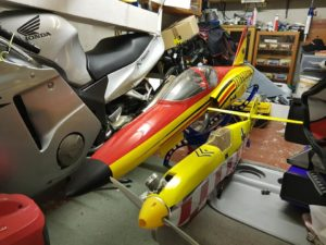 Please help trace a model stolen at Southern Model Air Show 1