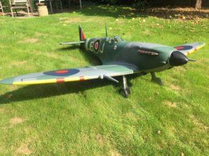 YT / ESM 50 cc Spitfire......... NOW SOLD 1