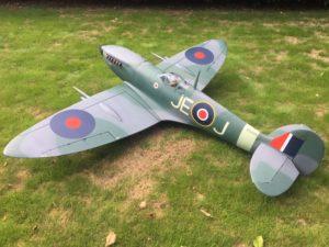 YT / ESM 50 cc Spitfire......... NOW SOLD 3