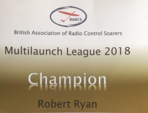 Congratulations to our chairman Bob Ryan 1